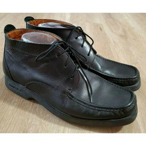 Church's Mens 552 Moccasin Monza Black Shoes 9.5F
